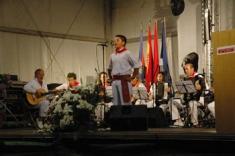 Participante del Concurso de Jotas del año 2009